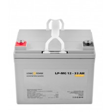Акумулятор AGM LP-MG 12 - 33 AH