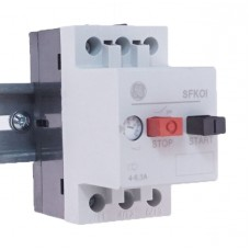 Автомат захисту двигуна General Electric SFK0I 25 4-6,3A