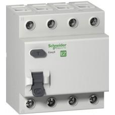 ПЗВ Schneider Electric Easy9 EZ9R54440 4P 40A 100mА