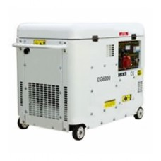 Генератор електроенергії 5 кВт, NIK, DG5000