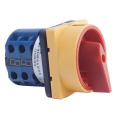 Кулачковий перемикач IEK BCS22-032-3 ПКП32-22/У 32А (1-2) 2Р/400В