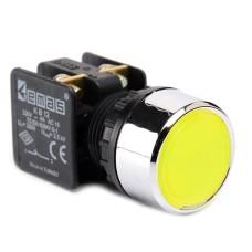 Натискна кнопка EMAS KB12DS (1НC) жовта