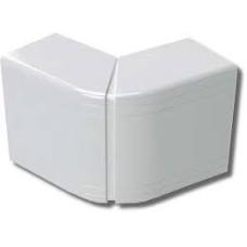 Кут зовнішній змінюваний 100x40 NEAV (70-120°), колір білий RAL9001