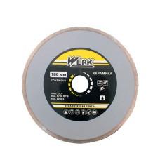 Алмазний диск Werk 180x5x25,4мм