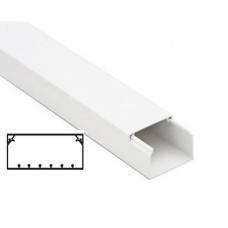 Короб з направляючими In-Liner, 100x80, довжина 2м, колір білий, DKC