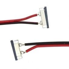 З'єднувач Feron 3869 LD101 для 5050 LED (with two cables) 20см