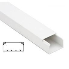Короб з направляючими In-Liner, 150x80, довжина 2м, колір білий, DKC