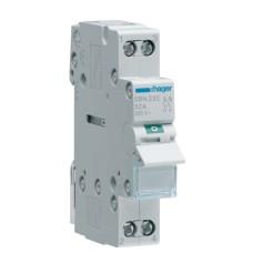 Вимикач навантаження Hager SBN232 2P 32А/230В 1м