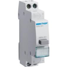 Кнопка Hager SVN341,16A 2НC