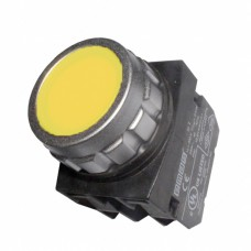 Натискна кнопка EMAS H102DS (1НО+1НC) жовта