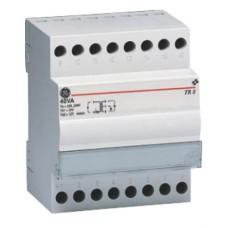 Дзвінковий трансформатор General Electric TR+S 63ВА 12/24 В AC