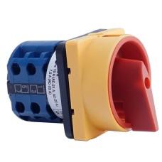 Кулачковий перемикач IEK BCS23-025-1 ПКП25-13/У 25А (викл-вкл) 3Р/400В