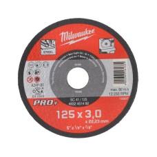 Диск по металу MILWAUKEE 4932451492 PRO+ SC41/125