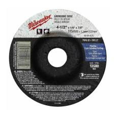 Шліфувальний диск по металу MILWAUKEE 4932451502 Ø125/6/22,2мм (1шт)