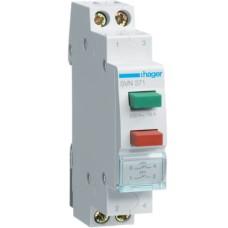 Дві кнопки на DIN-рейку SVN371