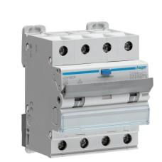 Диференційний автоматичний вимикач Hager ADH482H C-32A 6кА 30мA 4П