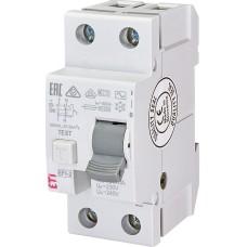 Диференційне реле (ПЗВ) EFI-2 2п 40А 100мА ETI (2063123)