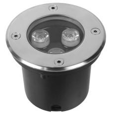 Тротуарний світильник Feron 5649 SP4111 3Вт 2700К 180Лм