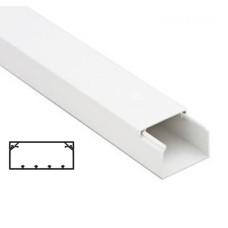 Короб з направляючими In-Liner, 120x40, довжина 2м, колір білий, DKC