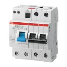 вимикач автоматичний диференційний ABB DS202AC-C63/0,03