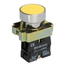 Кнопка LAY5-BA51 жовта 1з IEK