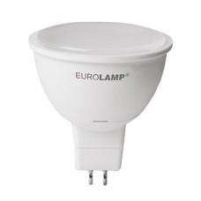 Лампа світлодіодна EKO (D) MR16. 7W.GU5,3  4000K EUROLAMP
