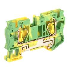 Пружинна клема IEK YZN21-006-K52 КПИ 2в-6-PEN