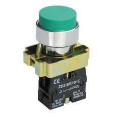Кнопка LAY5-BL31 зелена 1з IEK