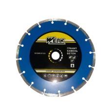 Алмазний диск Werk 125x7x22,2мм