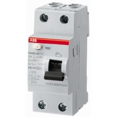 ПЗВ ABB FH202 AC-40/0,3,40 А, 300 мА, AC