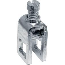 Клема Hager K96Y для PE/N шин 6x6мм: 16мм² CU
