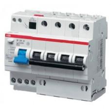 Диференційний автоматичний вимикач ABB DS204AC-C16/0,03