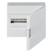 Електрощит Hager Vega VB118PB 18M з білими дверцятами
