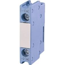 Фронтальний блок контактів ETI 004646575 CES-BCF 1 (1НЗ 5.6A 230V)