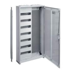 Гібридний електрощит зовнішнього монтажу Hager FWB72K1 Univers для ММ-обладнання і 1100x550x160мм 84 М