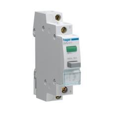 Кнопка з зеленим LED з індикатором SVN411 1НО