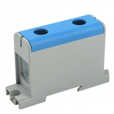 Силова ввідна клема IEK YZN12-150-K07 КВС 35-150мм² (синя)
