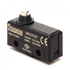 Кінцевий міні вимикач EMAS MN2PUM7