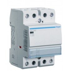 Контактор 40A ESC240 (2НО, 230В) 3м Hager