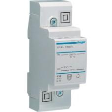 Модульний трансформатор Hager ST301 для дзвінка 230В/8-12В 4ВА