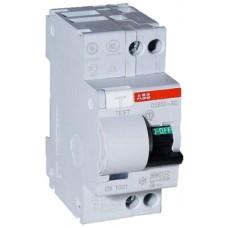 Диференційний автоматичний вимикач ABB DS 951 AC-C6/0,03A