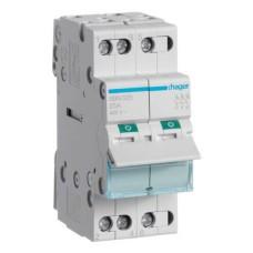 Вимикач навантаження Hager SBN332 3P 32А/400В 2м
