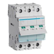 Вимикач навантаження Hager SBN340 3P 40А/400В 3м