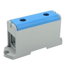 Силова ввідна клема IEK YZN12-240-K07 КВС 35-240мм² (синя)