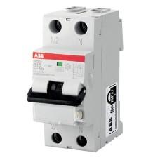 Диференційний автоматичний вимикач ABB DS201B10AC30