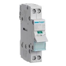 Вимикач навантаження Hager SBN216 2P 16А/230В 1м