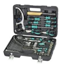 Професійний набір інструментів Whirlpower 1/2-1/4 87шт