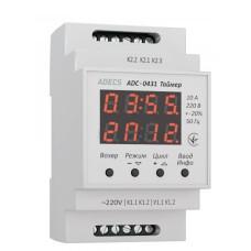 Реле часу циклічне ADECS ADC-0431 175-260В 11 режимів