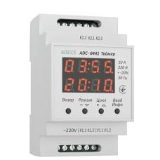 Реле часу циклічне ADECS ADC-0441 175-260В 7 режимів