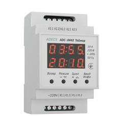 Реле часу циклічне ADECS ADC-0442 175-260В 7 режимів